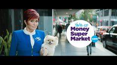 Dave's #EpicStrut TV Ad | MoneySuperMarket | January 2015 [HD] [OFFICIAL]