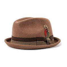 Brixton Gain Fedora Hat