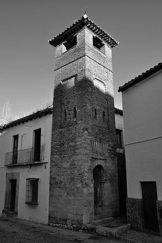 Alminar de San Sebastián (siglo XIV)Ronda (Málaga)