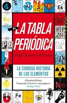 The most awesome images on the internet periodic table chemistry libros que nos inspiran la tabla peridica de hugh aldersey williams fandeluxe Image collections