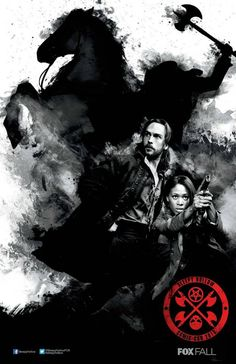 Sleepy Hollow - oh lord, it's insane, but I love it