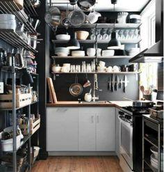 Ikea grundall shelves