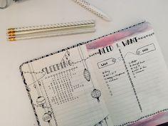 BULLET JOURNAL CREATIVE IDEAS sleepping tumblr