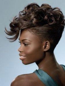 50 kurze Frisuren für schwarze Frauen #frauen #frisuren #kurze #schwarze