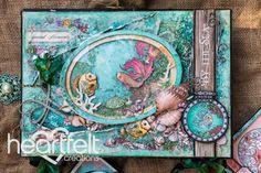 Heartfelt Creations | Under The Sea Album And Box