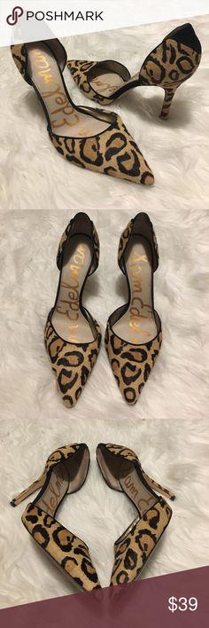 Sam Edelman heels sz 8 Sam Edelman heels sz 8; great condition see wear in photos Sam Edelman Shoes Heels