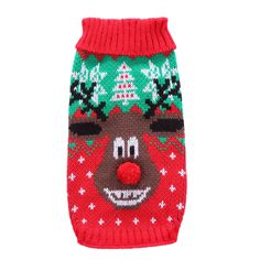 Check out this product on Alibaba App 2019 New Arriving Wholesale Coats Clothing Apparel Clothes Pet Christmas Dog Jumpers Cute Christmas Sweater, Christmas Gift For You, Christmas Knitting, Christmas Dog, Winter Jumpers, Dog Jumpers, Santa's Little Helper, Christmas Accessories, Dog Sweaters