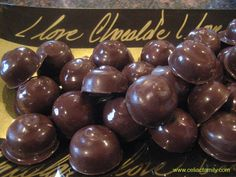 Chocolate-Covered Macadamia Nuts -- gluten-free