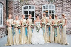 Glamorous Dockside Ceremony in Charleston | Charleston, SC