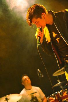 Music Makers. Alex Turner.