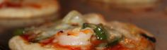 Easy Shrimp Pizza with Pillsbury Grands Biscuits - 1 More Than 2 1 More Than 2