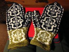 Ravelry: 9. Byzantine Mittens pattern by Martha Keep