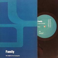 """FAMILY """"Un Soplo En El Corazón"""" 1993  #ElefantRecords #Vinyls"""
