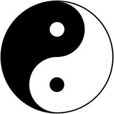 Quem não conhece este símbolo, não é? O Yin e Yang é um conceito criado pela sábia filosofia chinesa. Com a popularidade que ganhou no