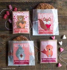 """No me voy a detener mucho en los detalles, porque aparte del chocolate y las fresas no creo que existe un """"Postre de San Valentín"""" pero si hay colores, sabores y formas que inmediatamen…"""