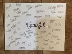 LDS Activity Day Ideas: Thanksgiving Activity