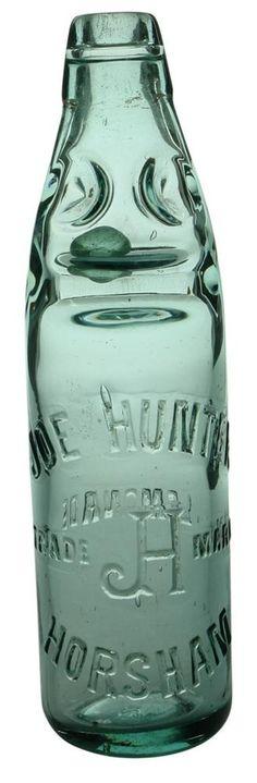 Auction 30 Preview | 65 | Joe Hunter Horsham Lemonade Codd Bottle Horsham, Antique Bottles, Lemonade, Mason Jars, How To Find Out, Mad, Marble, Objects, Auction
