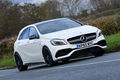Mercedes-AMG to expand with second tier performance versions of A45, GLA45 and CLA45