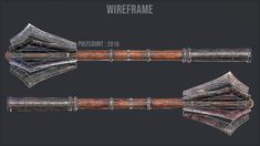 I decided to start a pack of medieval meele weapons, slowly I want to finish it, and to start I made a Mace The Mace was a weapon commonly used during the Medieval times. A mace is a weapon with a heavy head for make a great damage Hope you like it Game Assets, Medieval, Artwork, Work Of Art, Auguste Rodin Artwork, Mid Century, Artworks, Middle Ages, Illustrators