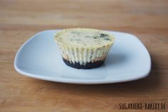 Say no more: Oreo Cheesecake Muffins #Rezept #recipe