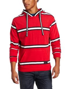 Southpole Men's Light Weight Striped Pull Over « Clothing Impulse