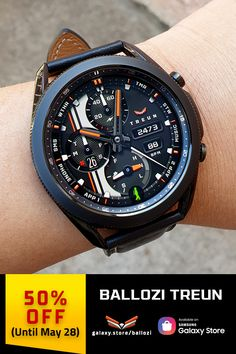50% Promotion until May 28, 2021 Watch Faces, Luxury Watches, Watches For Men, Promotion, Samsung, Accessories, Stuff Stuff, Watches, Fancy Watches