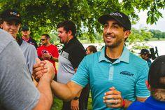 Paul McBeth at the 2019 Ledgestone Insurance Open. Photograph by Lauren E. Kevin Jones, Disc Golf Courses, Golf Trolley, Golf Score, Golf Art, Golf Photography, Golf Lessons, Golf Humor, Golf Gifts