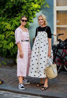 Best Street Style, Cool Street Fashion, Look Fashion, Fashion Outfits, Danish Street Style, Fashion Weeks, Milan Fashion, Fashion Clothes, Spring Fashion
