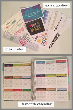 2015 Erin Condren life planner | thoughts and review #erincondrenlifeplanner #erincondren #lifeplanner #plannerlove
