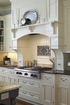 Kitchen - traditional - kitchen - minneapolis - Hendel Homes