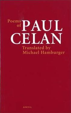Poems of Paul Celan by Paul Celan, available at Book Depository with free delivery worldwide. Short Stories, Poems, Feelings, Poetry, A Poem, Verses, Poem