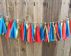 Wonder Woman tassel garland super hero garland first Wonder Woman Cake, Wonder Woman Party, Birthday Woman, Girl First Birthday, Wonder Woman Birthday Cake, Women Birthday, Anniversaire Wonder Woman, Supergirl, Girl Superhero Party
