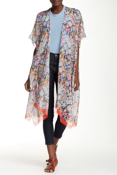 Italca - Tessa Geo Kimono at Nordstrom Rack. Free Shipping on orders over $100.