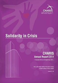 Caritas Humanitarian Aid & Relief Initiatives, Singapore (CHARIS)