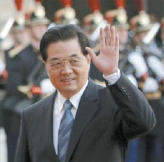 President Hu's Pledge on China Economic Growth