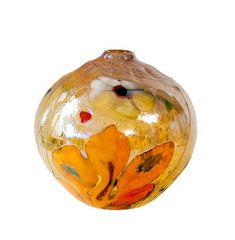 Vase - V4784 by Tom Michael, Odyssey Art Glass, www.TomMichael.com