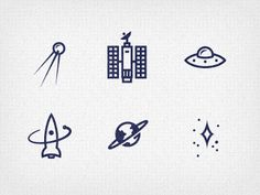 Mozcon Icons by derric - dribbble.com