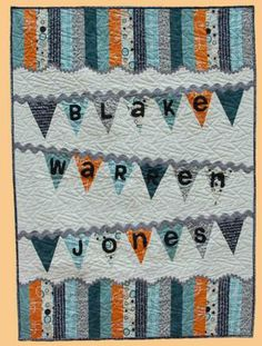 "Abbey Lane Quilts - ""Know My Name"""