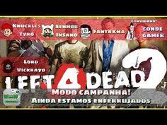 Left 4 Dead 2 - Estamos enferrujados! Fail denovo