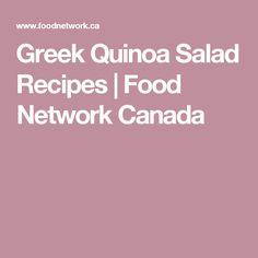 Mexican macaroni salad recipes food network canada summer salad greek quinoa salad recipes food network canada forumfinder Image collections