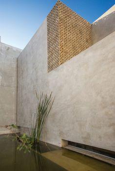 Casa Gabriela •Merida •Mexico • Taco Taller de Arquitectura Contextual • 2012