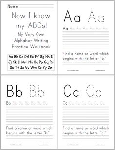 Worksheet Abc Handwriting Practice free printable handwriting abc worksheet printables abcs alphabet workbook for kids this gives each letter of the handwriting
