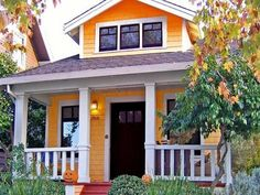 Tiny house for fall.