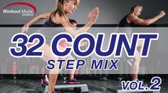 Workout Music Source // 32 Count Step Mix Vol. 2 (132 BPM) Step Aerobic Workout, Workout Mix, Aerobics Workout, Cardio Music, Step Music, Step Aerobics, Dance Tips, Acupressure, How To Stay Motivated