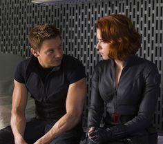 Scarlett Johansson, hair, side view