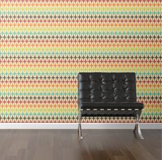 Retro Stars Removable Wallpaper Wall Decal