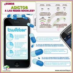 ¿Somos adictos al #SocialMedia?     @solucionseo te lo cuenta todo