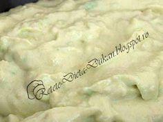 Retete Dieta Dukan: Salata de vinete Dukan Dukan Diet, Hummus Recipe, I Foods, Food And Drink, Ethnic Recipes, Eggplant, Fine Dining, Salads, Eggplants