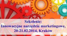 KOMPLEKSOWA WIEDZA O NAJNOWSZYCH TRENDACH - MARKETING ONLINE I TRADYCYJNY  http://www.szkolenia.avenhansen.pl/szkolenia-otwarte/innowacyjne-narzedzia-marketingowe-2014-02-20-krakow.html
