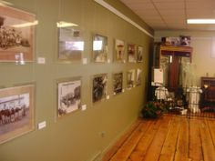Vintage photos on display at the Museum at the Depot. #visitmiddleton (Photos: Middleton Area Historical Society)